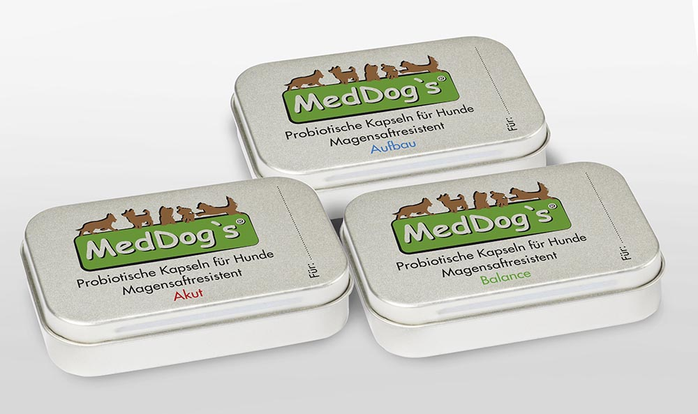 Probiotika für Hunde