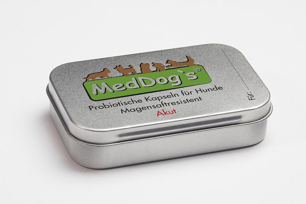 MedDogs Probiotikum für Hunde gegen akuten Durchfall