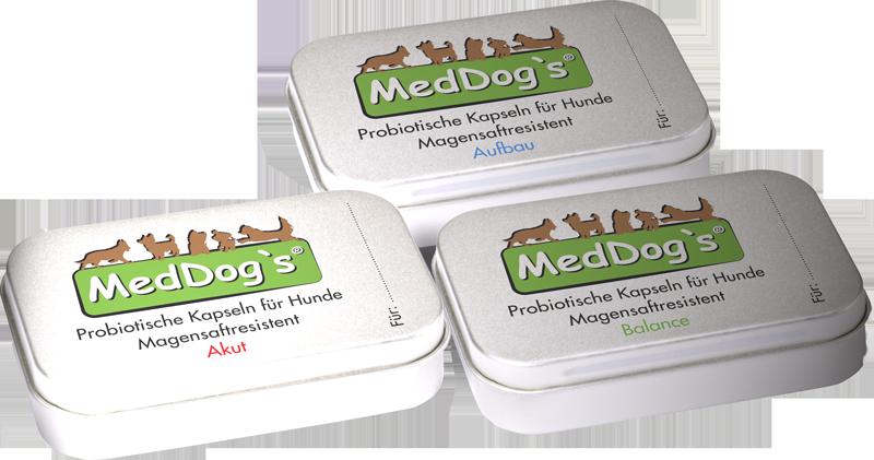 probiotika fuer hunde