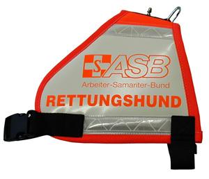 Kenndecken Rettungshunde ASB Bremen