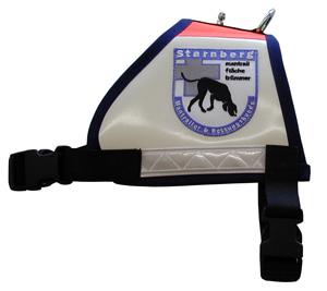 Kenndecken Rettungshunde Mantrailer Starnberg