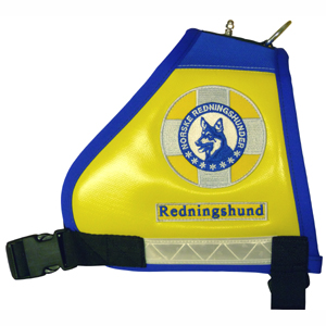 Kenndecken Rettungshunde Norske Redningshunder