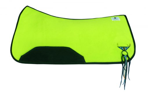 Westernpad Traumfänger eyecatcher neon grün