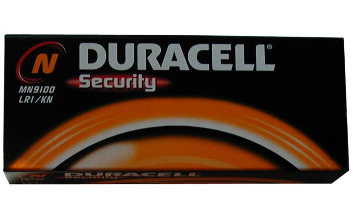 Batterien 10er Pack Duracell LR1