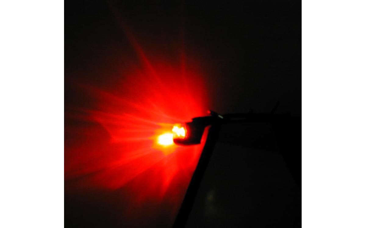 Kenndeckenbeleuchtung Diode LED Sichtbarkeit im Dunkeln