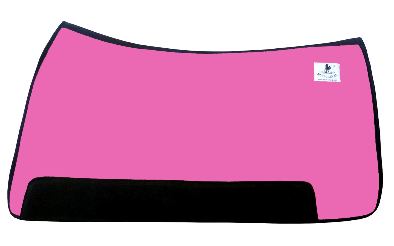 Westernsattelpad cutting pink