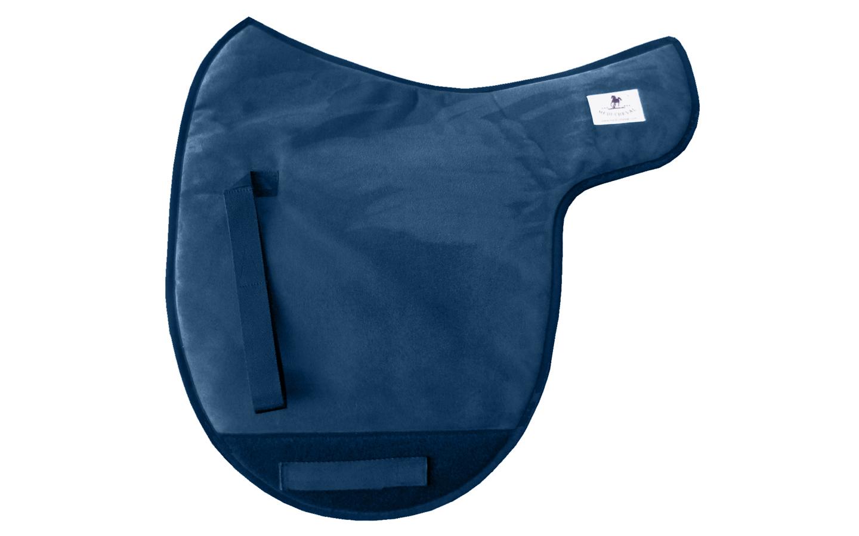 Isländer Satteldecke Gangpferde tölt Sattelform schmal blau
