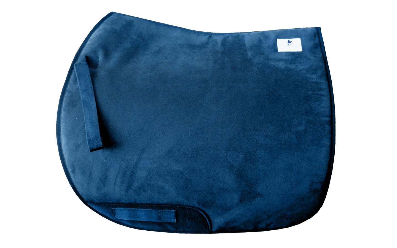 Isländer Satteldecke Gangpferde tölt Schabracke blau