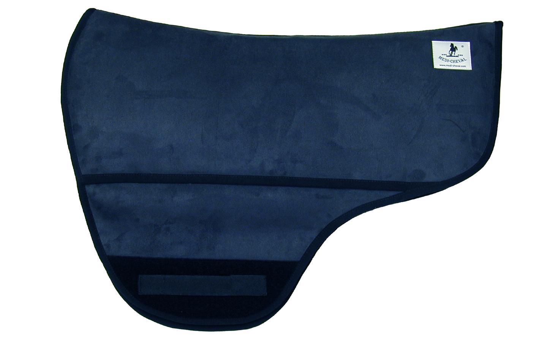 Guichard und Podium Satteldecken packtaschengeeignet polsterbar blau