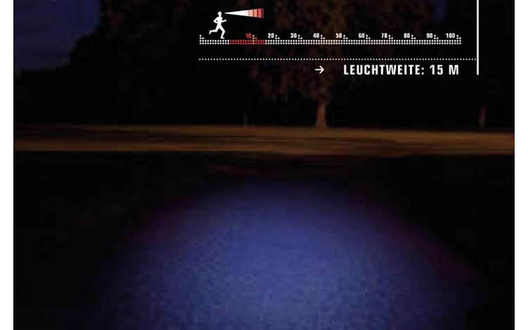 stirnlampe helmlampe beleuchtung zur befestigung am reithelm. Black Bedroom Furniture Sets. Home Design Ideas
