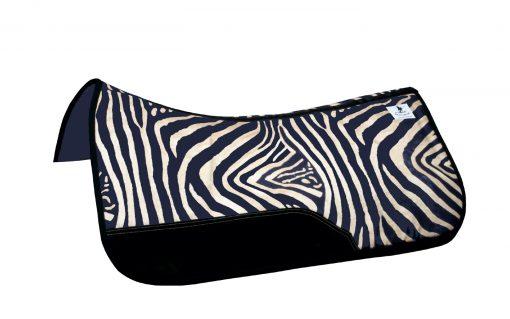 Design Western Pad Zebra