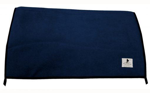 Western Blanket Pad inkl 1 Zoll Padliner blau