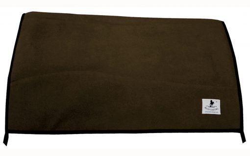 Western Blanket Pad inkl 1 Zoll Padliner braun