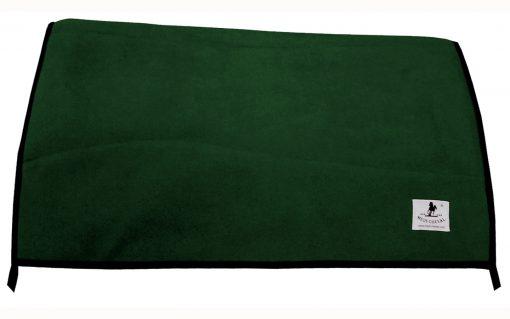 Western Blanket Pad inkl 1 Zoll Padliner grün