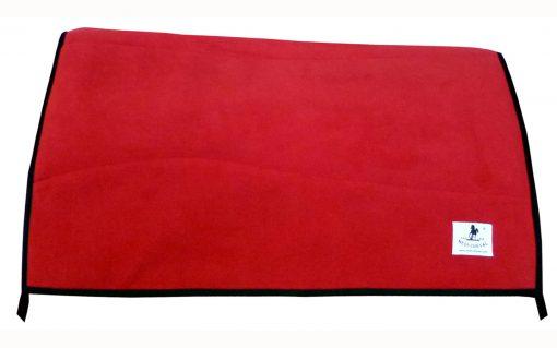 Western Blanket Pad inkl 1 Zoll Padliner rot