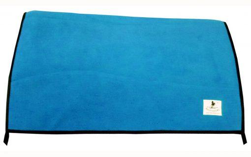 Western Blanket Pad inkl 1 Zoll Padliner türkis