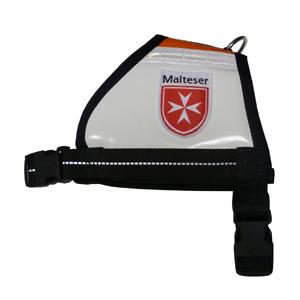 Kenndecke Malteser Hilfsdienst Reflex Brustgurt