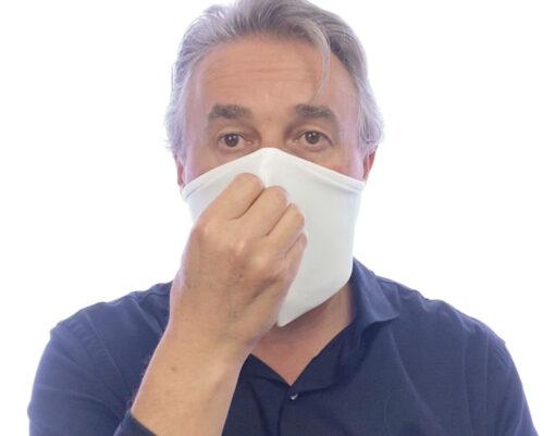 Mund und Nasen Maske